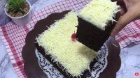 Resep Brownis Coklat Kukus 4 Telor Lembut Banget